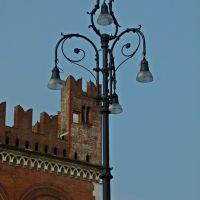 Lampione e  Gotico Ghibellino.....per Rafl, Пьяченца