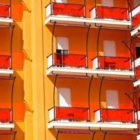 FUNNY HOUSE RIMINI ITALY    by Zenn Maar, Римини