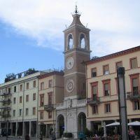 Piazza Tre Martiri - Torre dellorologio, Римини