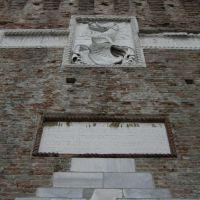 Rimini - Particolare del Castel Sismondo o Rocca Malatestiana - 1437 -, Римини