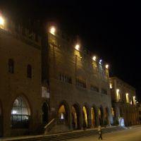 Rimini - Palazzi dellArengo, del Podestà e Garampi (ora Residenza comunale), Римини