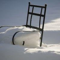 Nagy hó esett a kertben, Great snow fell in the garden, Тарвизио