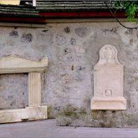 Tarvisio , a templom  körfala belülről ., Тарвизио