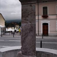 Tarvisio , ősi győzelmi jelvény, Тарвизио