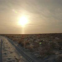Сельская дорога, Иргиз