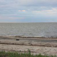 На северном берегу озера Шалкар-Ега-Кара, Карабутак