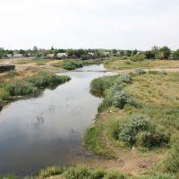 Восточная окраина Домбаровского. речка Кугутык, Карабутак