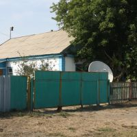 ул. Панфилова 34, Мартук