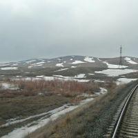Мугоджары., Октябрьск