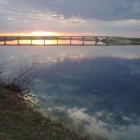 Весенний прилив на реке Уил., Уил