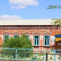 XIX век, дом купца Краснова., Уил