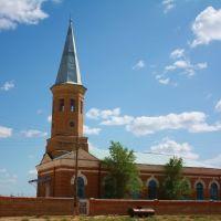 Мечеть, аул Уил., Уил