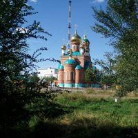Khromtau Church, Хромтау