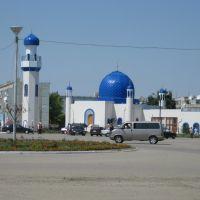Mosque, Khromtau, Хромтау