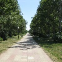 Park, Khromtau, Хромтау