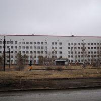 Областная больница, Хромтау