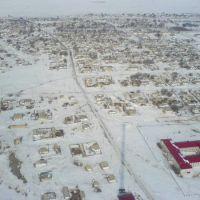 караулкелди зимой, Шубаркудук