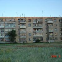 7-й дом (вид сзади), Шубаркудук