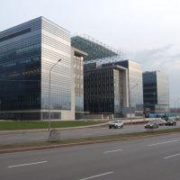 Здание финансовых организаций 1, Алма-Ата