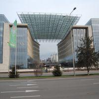 Здание финансовых организаций 2, Алма-Ата