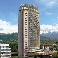 гостиница, Алма-Ата