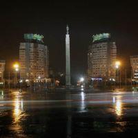 almaty-9, Алма-Ата