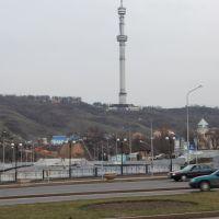 Холм Кок-Тобе, Алматы
