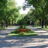 Парк Есентай, Алматы