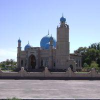 Мечеть в Баканасе, Баканас
