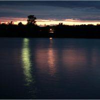 Бурундайский пруд, Бурундай
