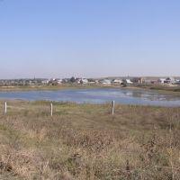 То ли озеро, то ли болото/Whether the lake, or marsh, Бурундай