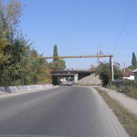 Боралдай-железнодорожный мост/Boralday-railway bridge, Бурундай