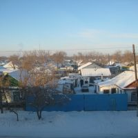 Вид на 2-ой Павлодар, Иссык