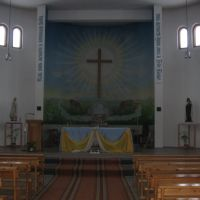 Katholische Kirche St.Teresa, Pavlodar, Иссык