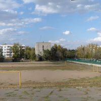 Стадион ПКТИКа, Иссык