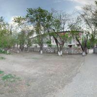 СШ №36 и Катаева №31, Иссык