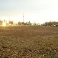 стадион павлодарского колледжа транспорта и коммуникаций, Иссык
