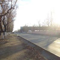 ул. Камзина, Иссык