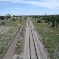 Demiryolu, Капчагай