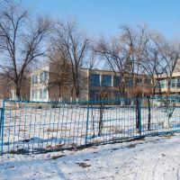 """2-ой микрорайон, бывший детский сад """"Карлыгаш"""", Капчагай"""