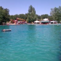 Water (Природа), Капчагай