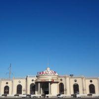 Kazakhstan, Kapchagay, Carlton casino, Капчагай