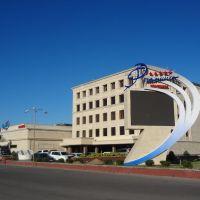 Kazakhstan, Kapchagay,  Flamingo casino, Капчагай