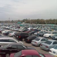 Cars market, Каскелен