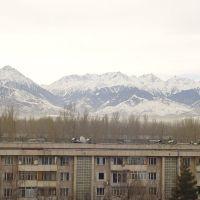 Almaty, December 2005, Каскелен