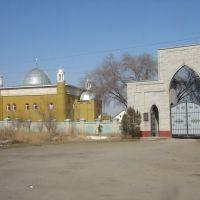 Мечеть, Каскелен