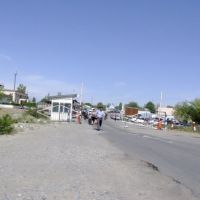 Kazakhstan-China border, Нарынкол