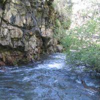 Горная  река, Нарынкол