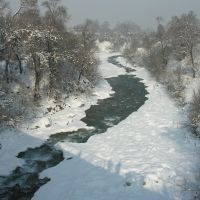 Talgar  river, Талгар