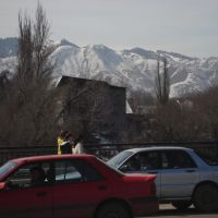 main street talgar, Талгар